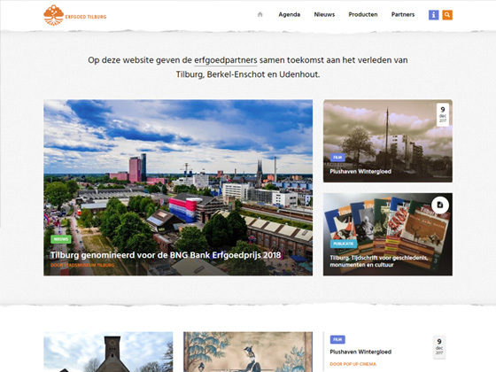 Erfgoed Tilburg - Visited