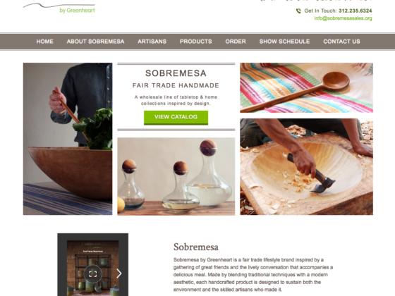 Sobremesa by Greenheart - Flipbox Digital