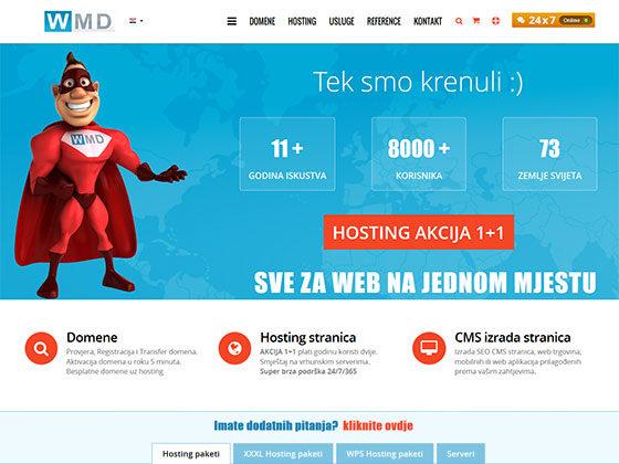 WMD Hosting - WMD