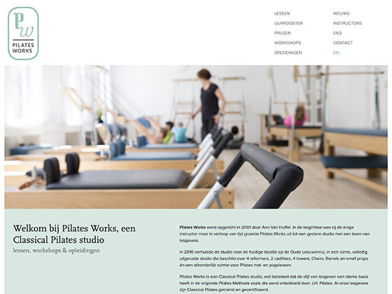 Pilates Works - Erwin Heiser (FOCUS! bvba)