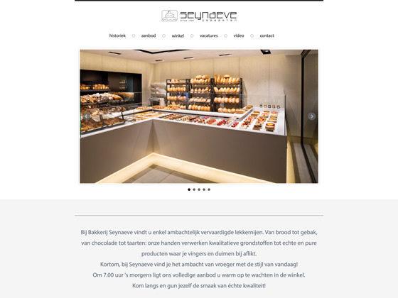 Seynaeve bakery, patissier - Erwin Heiser (FOCUS! bvba)