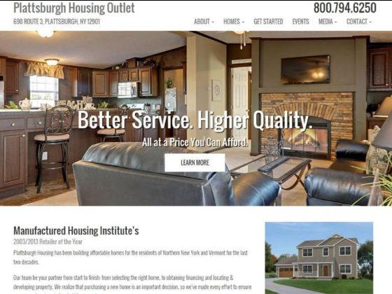 Plattsburgh Housing Outlet - Bryan Garrant