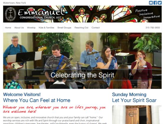 Emmanuel Congregational Church - Bryan Garrant