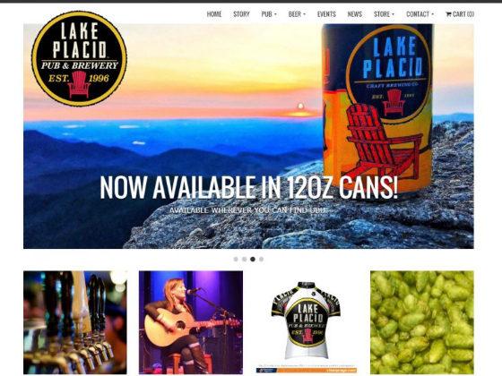 Lake Placid Pub & Brewery - Bryan Garrant