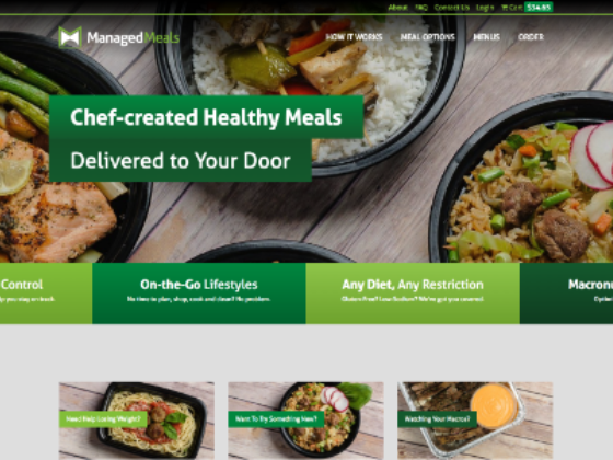 Managed Meals - Lynsey Gwin