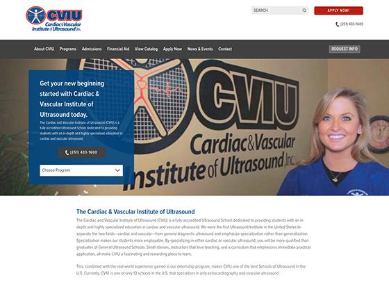 Cardiac & Vascular Institute - Blue Fish