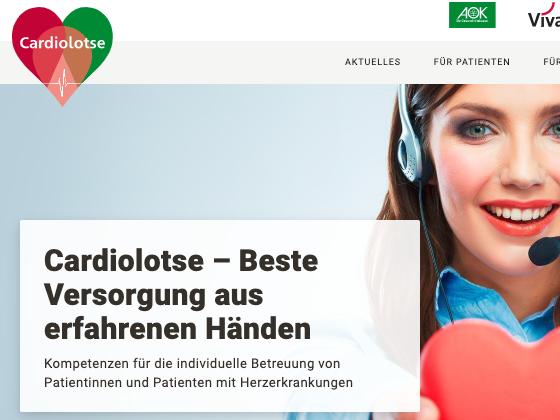 Cardiolotse - NORDENTWICKLER