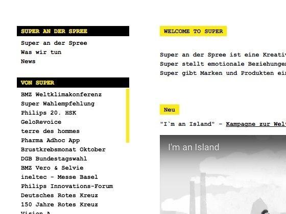 Super an der Spree GmbH - NORDENTWICKLER