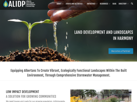 Alberta Low Impact Development Partnership - Jesse Knowles