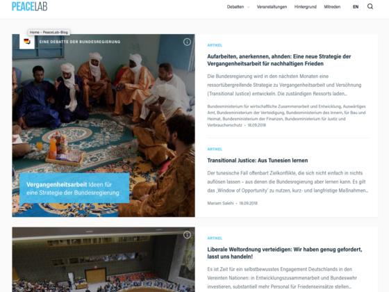 Peacelab Blog - Enrico Icardi