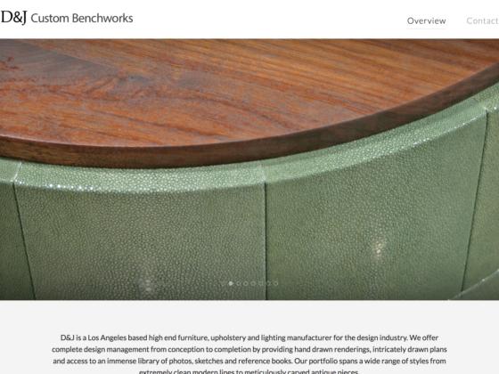 D&J Custom Benchworks - Lindsey DiLoreto