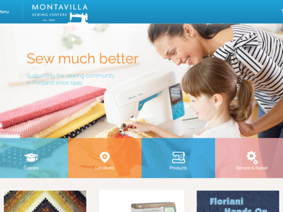 Montavilla Sewing Centers - Lindsey DiLoreto