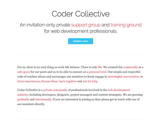 Coder Collective - PutYourLightsOn (Ben Croker)