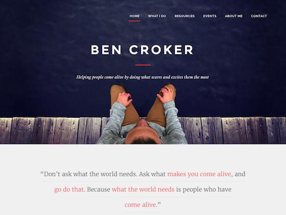 Ben Croker - PutYourLightsOn (Ben Croker)