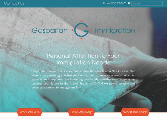 Gasparian Immigration - Allan Kukral