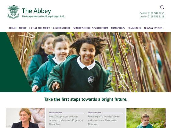 The Abbey School - Daryl Knight