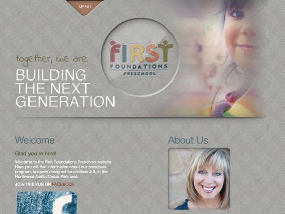 First Foundations Preschool - Roger Glenn