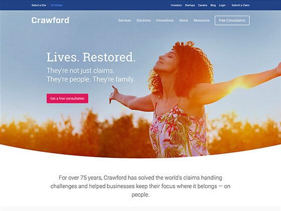 Crawford & Company - Roger Glenn