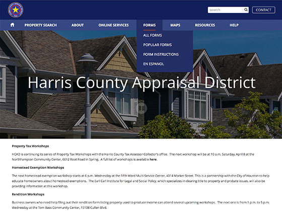 Harris County Appraisal District - Roger Glenn