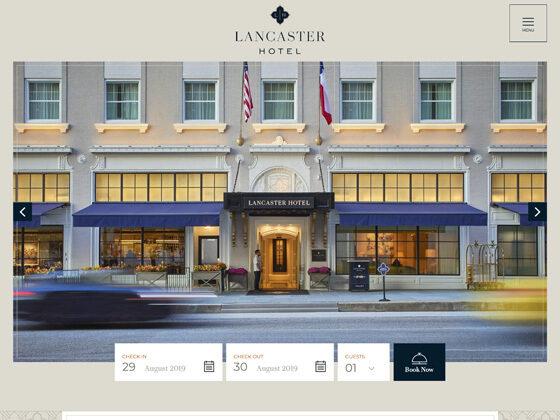 The Lancaster Hotel - Roger Glenn