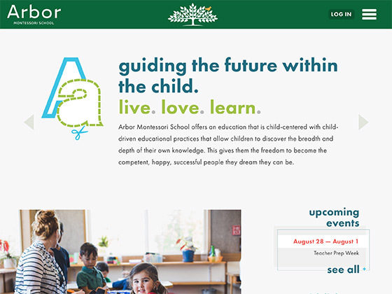 Arbor Montessori School - Eli Van Zoeren