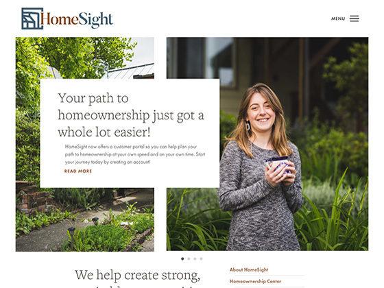 HomeSight - Eli Van Zoeren