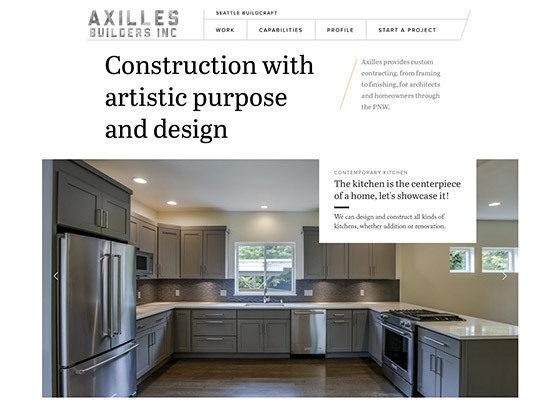 Axilles Builders - Eli Van Zoeren