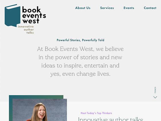 Book Events West - Eli Van Zoeren