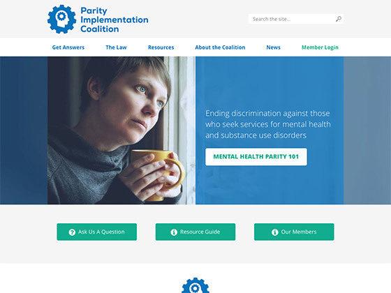 Parity Implementation Coalition - Eli Van Zoeren