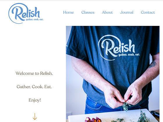 Relish - Eli Van Zoeren