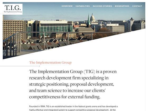 The Implementation Group - Eli Van Zoeren