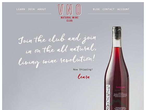 VNO Wine Club - Eli Van Zoeren
