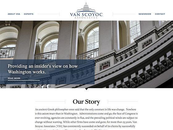 Van Scoyoc Associates - Eli Van Zoeren