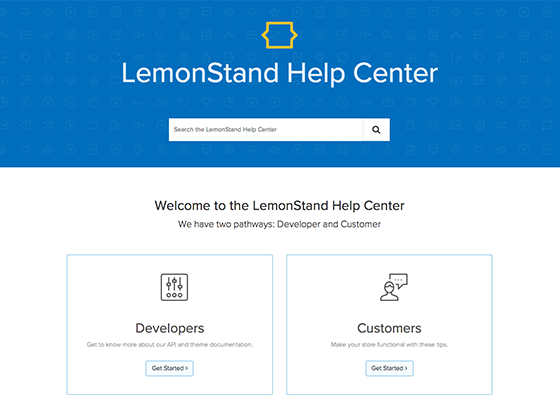 LemonStand Help Center - Danny Halarewich