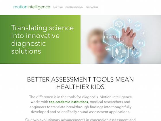 Motion Intelligence, Inc. - nystudio107