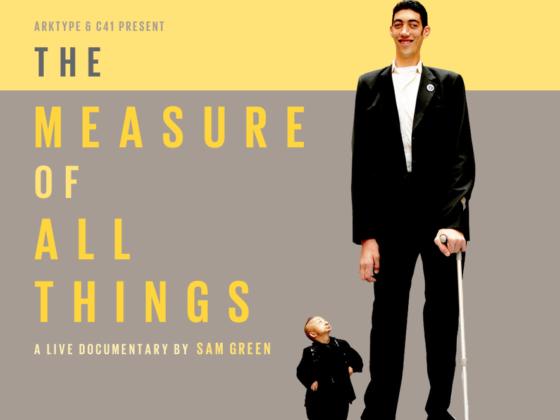 Measure of All Things - Keith Mancuso