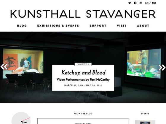 Kunsthall Stavanger - Keith Mancuso