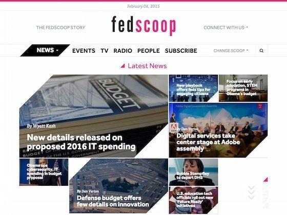 FedScoop - Aaron Berkowitz