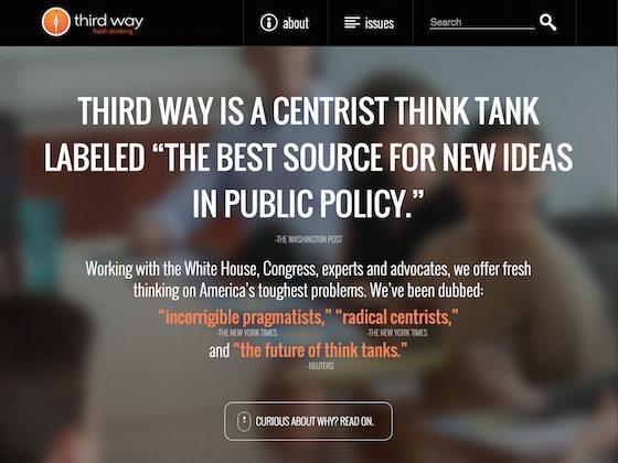 Third Way - Aaron Berkowitz