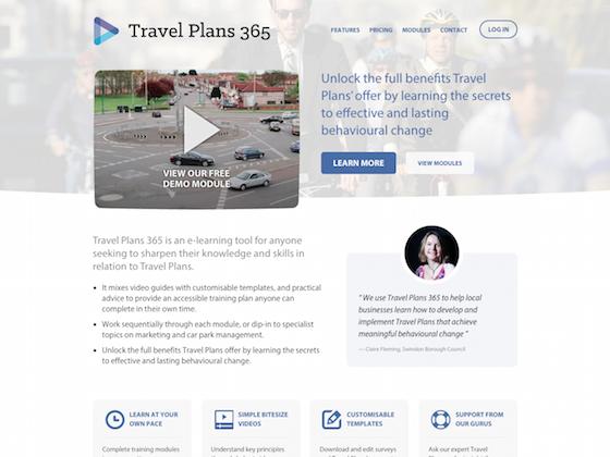 Travel Plans 365 - webdna