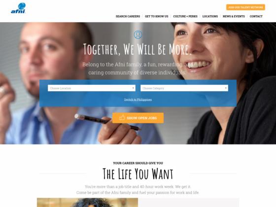 Afni Careers - Clearfire, Inc.