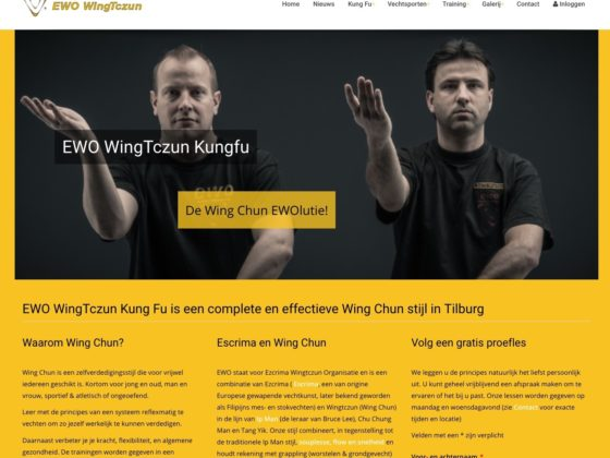 Wing Chun Tilburg - Noregt Creative Media