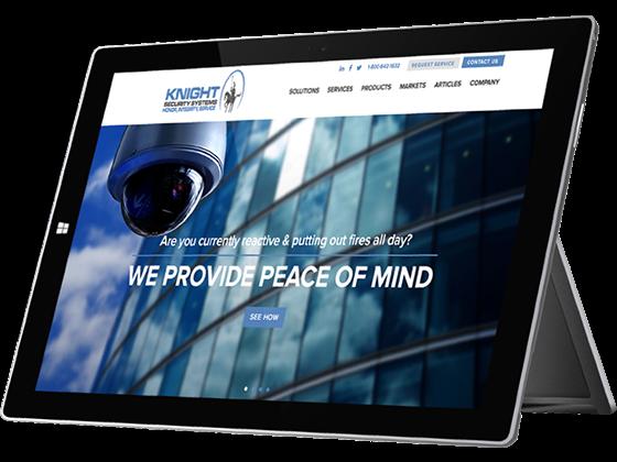 Knight Security Systems - Masonry