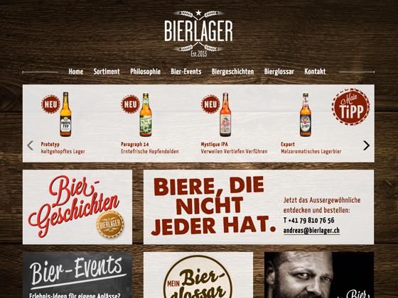 Bierlager - kreisvier communications ag