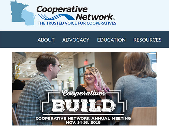 Cooperative Network - Versa Studio