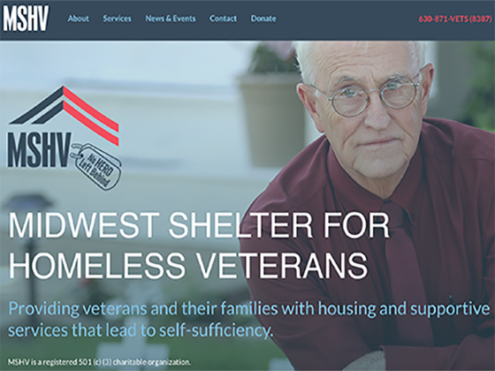 Help A Veteran - Shankar Poncelet