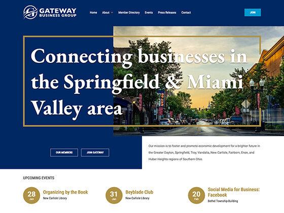 Gateway Business Group - Antistatic Design