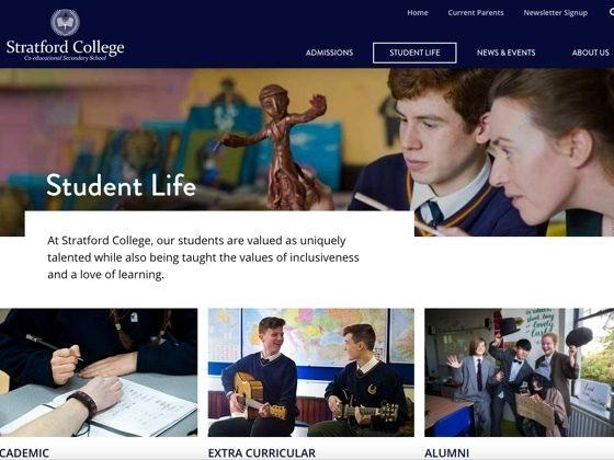 Stratford College - Tidy