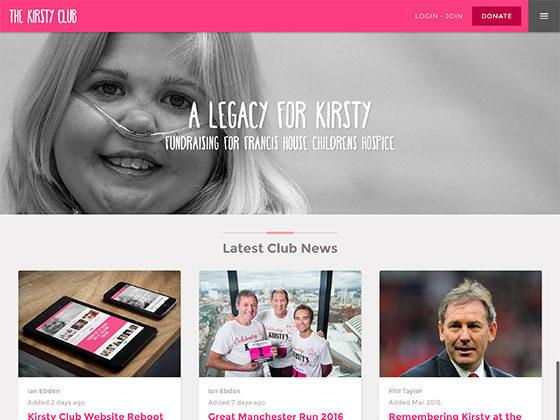 The Kirsty Club - Ian Ebden
