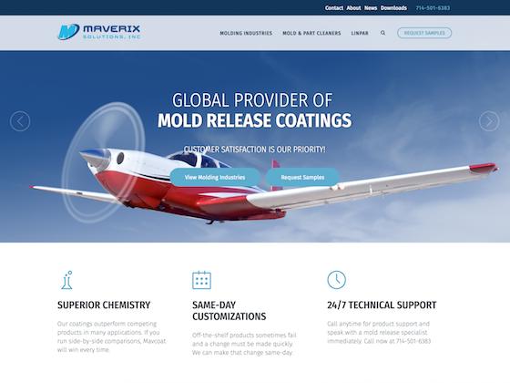 Maverix Solutions - Harwood Digital Design